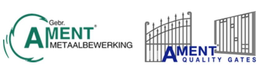 Ament Metaal logo